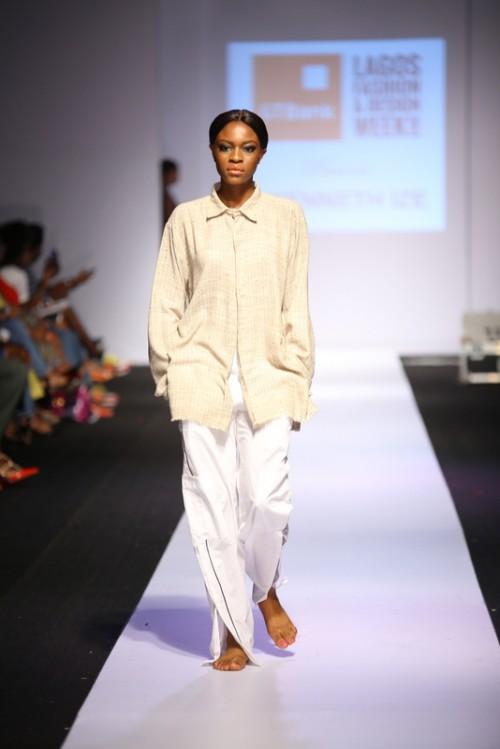 Kenneth Ize lagos fashion and design week 2014 african fashion fashionghana (4)