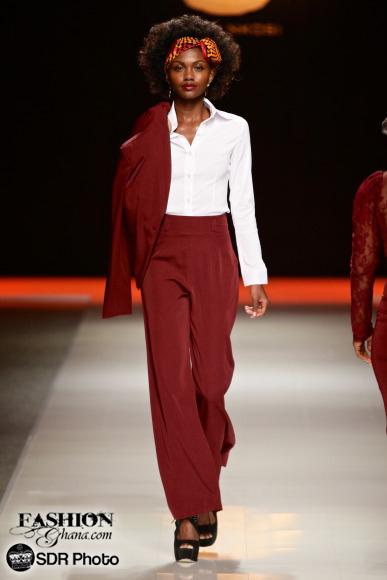 Khosi Nkosi mercedes benz fashion week joburg 2015 african fashion fashionghana (15)