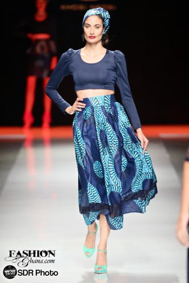 Khosi Nkosi mercedes benz fashion week joburg 2015 african fashion fashionghana (3)