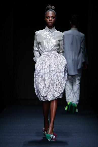 Khothatso Tsotetsi mercedes benz fashion week africa 2013 fashionghana african fashion (11)