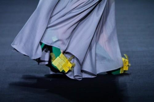 Khothatso Tsotetsi mercedes benz fashion week africa 2013 fashionghana african fashion (4)