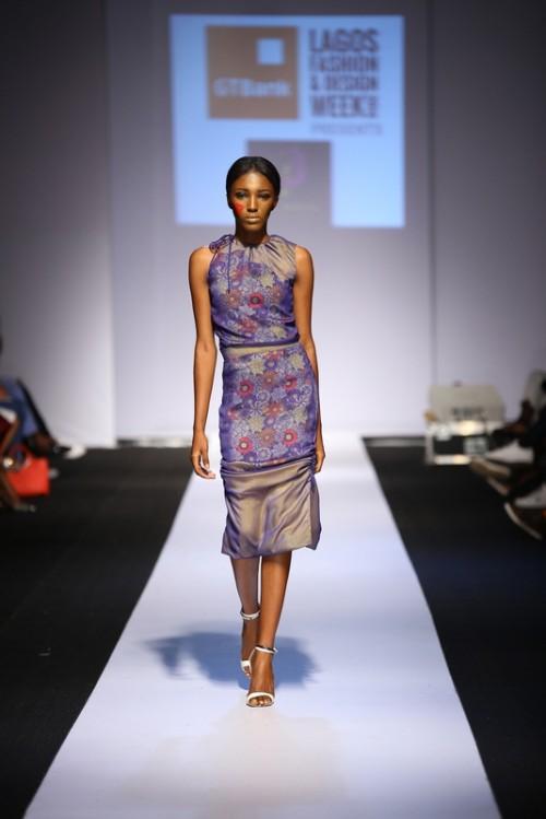 Kiki Kamanu lagos fashion and design week 2014 fashionghana african fashion (6)