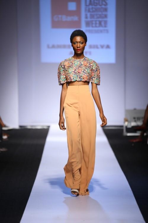 Lanre Da silva lagos fashion and design week 2014 african fashion fashionghana (2)