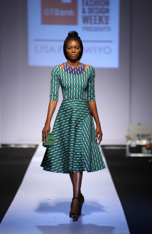 Lisa Folawiyo lagos fashion and design week 2014 fashionghana african fashion (1)
