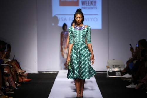 Lisa Folawiyo lagos fashion and design week 2014 fashionghana african fashion (20)