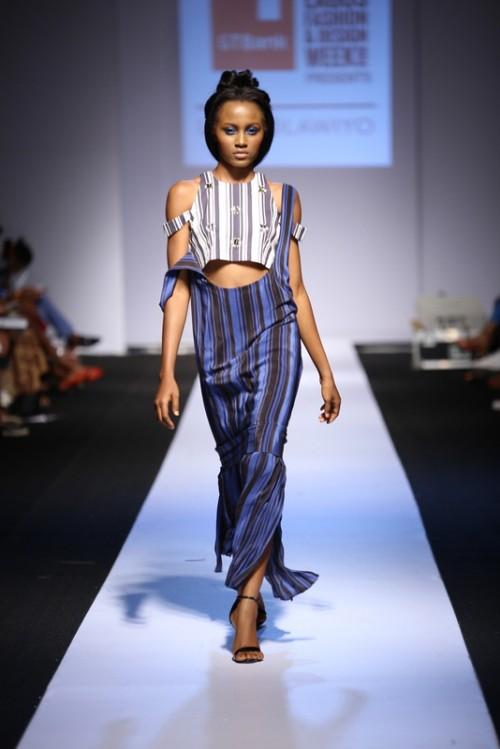 Lisa Folawiyo lagos fashion and design week 2014 fashionghana african fashion (3)