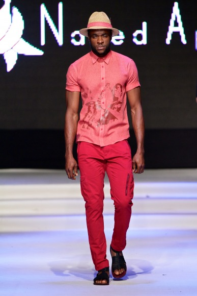 Naked Ape Port Harcourt Fashion Week 2014 african fashion Nigeria fashionghana (4)