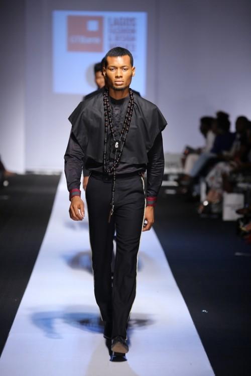 Okunoren Twins lagos fashion and design week 2014 fashionghana african fashion (2)