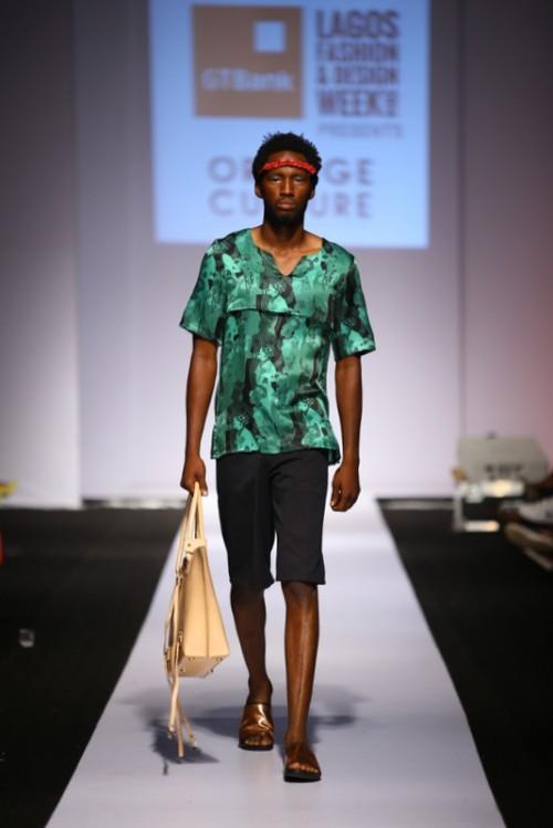 Orange Culture lagos fashion and design week 2014 fashionghana african fashion (1)