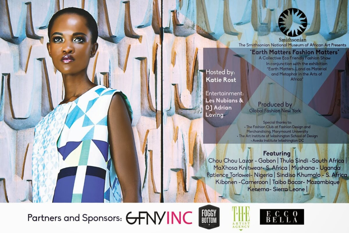 Earth Matters Fashion Matters Showcases Eco Friendly African Design Fashionghana Com 100 African Fashion