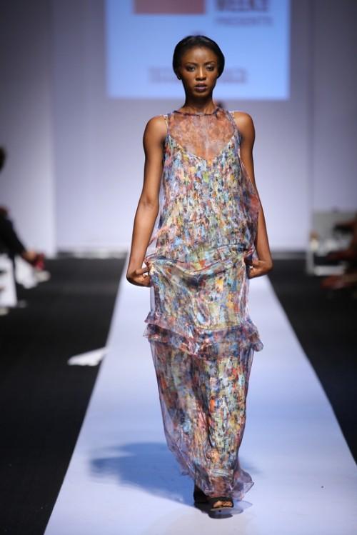 Tiffany Amber lagos fashion and design week 2014 fashionghana african fashion (4)