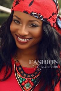 Miss West Africa IV - Maria Sawaneh