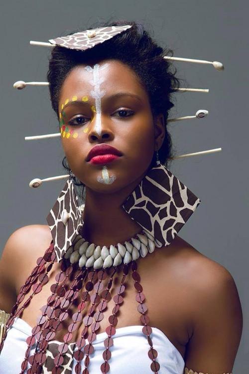african beauty, african fashion Miss Afrique Montréal (2)