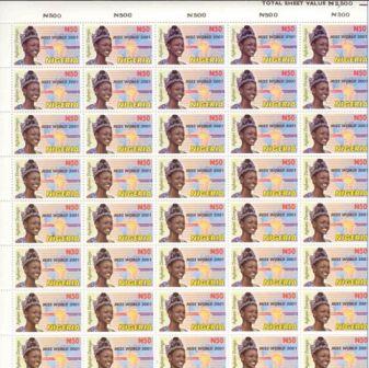 agbani-darego-postal-stamps