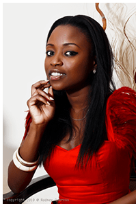 Aisha Obuobi of Christie Brown