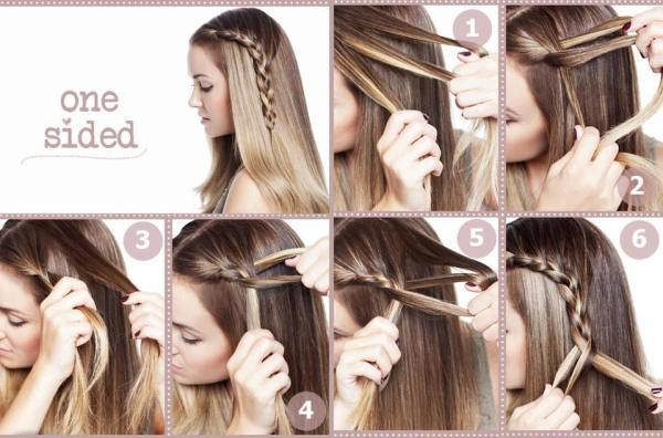 30 Step By Step Hairstyles For Girls Eid Hairstyles Ideas Walk