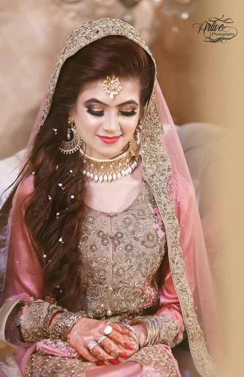 New Pakistani Bridal Hairstyles To Look Stunning