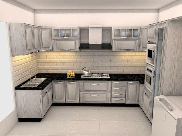 Kitchen Cabinets Karachi