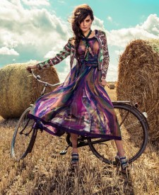 53f23840 Isabeli Fontana Wows in Colorful Fashion for Vogue Brazil's December Cover  Shoot