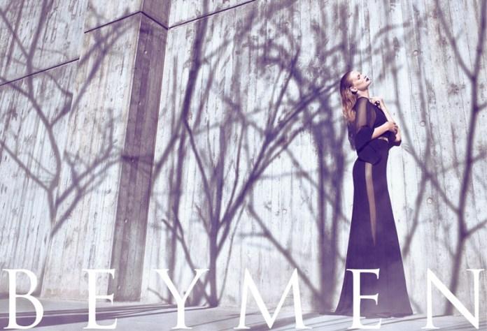 beymen fw ads7 Katrin Thormann Fronts Beymen Fall 2013 Ads by Koray Birand