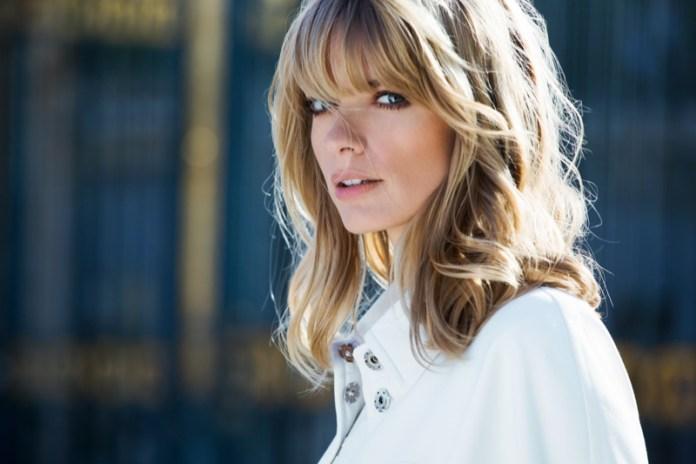 julia stegner model3 Julia Stegner Stars in NetWorks Fall 2013 Campaign