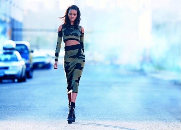 river island rihanna fw1 Rihanna for River Islands Fall 2013 Campaign Highlights Street Style