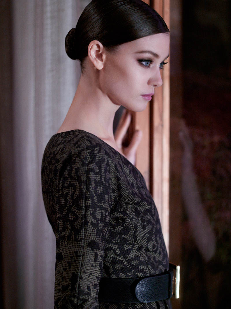 Diana Amp Melissa Model Pre Fall Looks For Gucci Style By