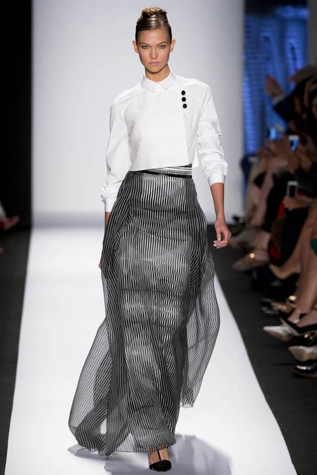 carolina herrera spring 2014 1 Carolina Herrera Spring 2014   New York Fashion Week