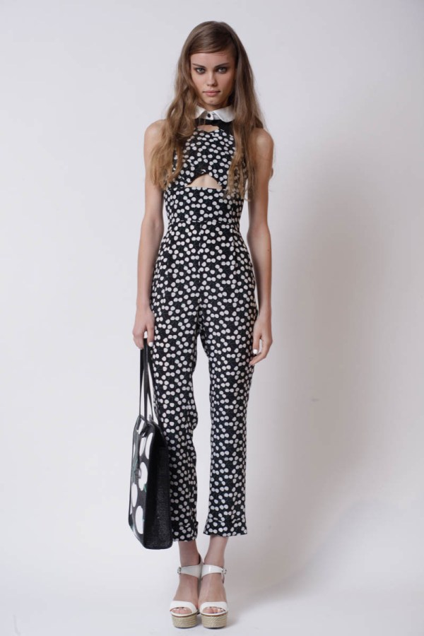Charlotte Ronson Spring 2014 Collection Fashion Rogue