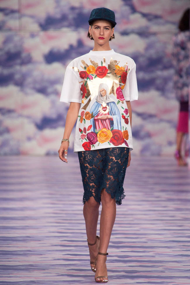 house holland spring 2014 30 4 London Fashion Week Spring 2014 Trends That Inspire