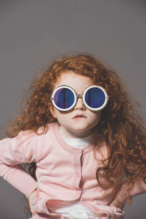 Cute Stylish Child Girl Wallpaper Cute Kids Front New Karen Walker Eyewear Advertising