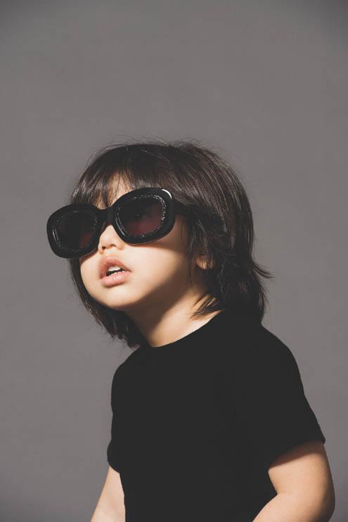 karen walker eyewear71 Cute Kids Front New Karen Walker Eyewear Advertising Campaign