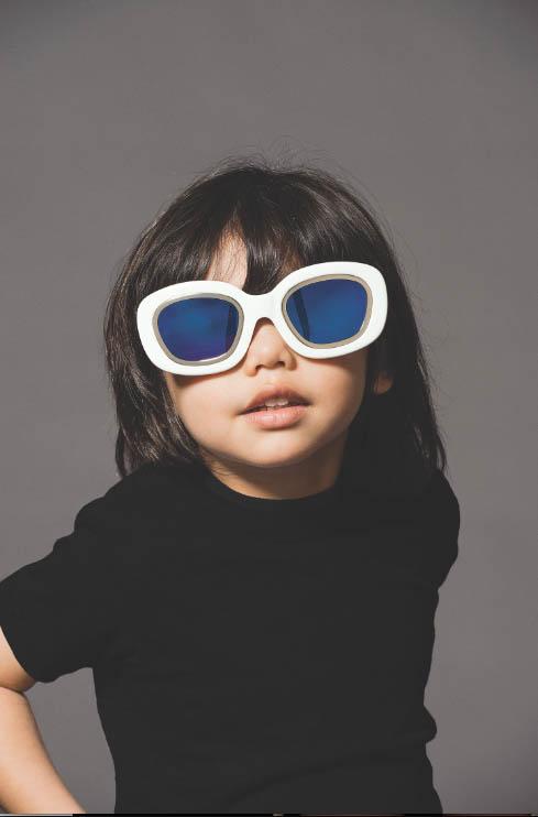 karen walker eyewear81 Cute Kids Front New Karen Walker Eyewear Advertising Campaign
