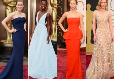 Oscars Red Carpet Looks Fashion Gone Rogue