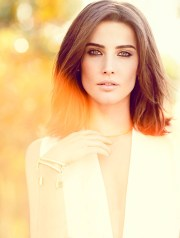 cobie smulders glam in fashion