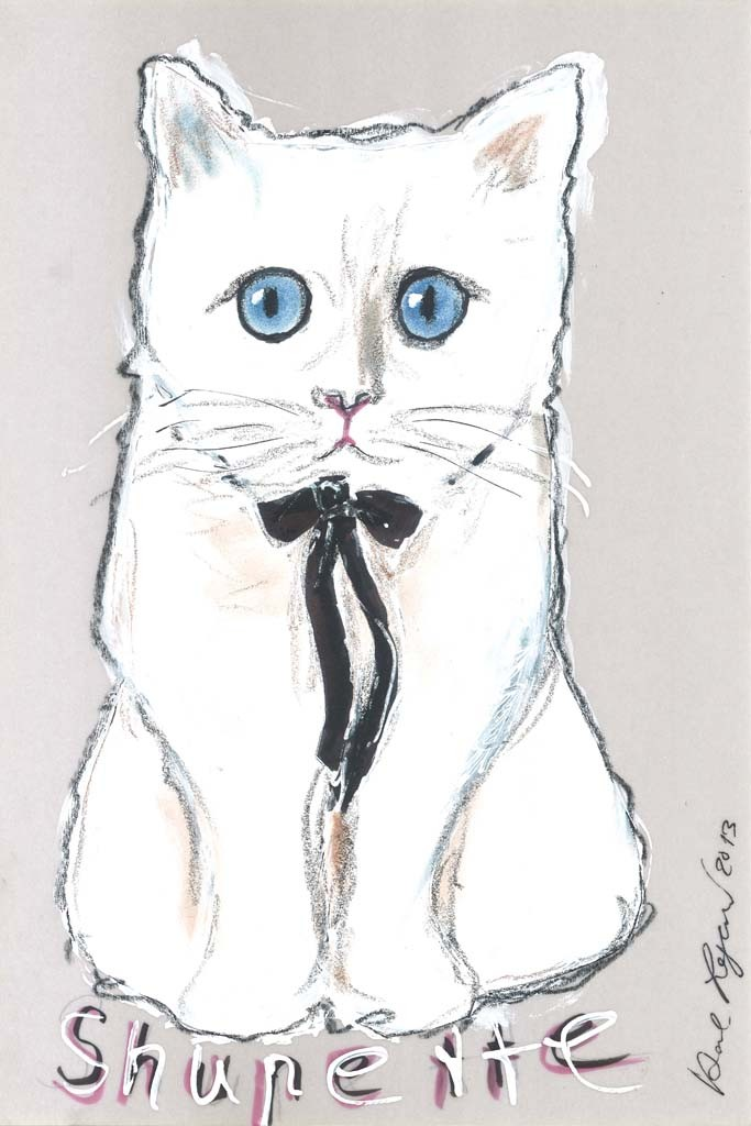 Fall Bohemian Fashion Wallpaper Karl Lagerfeld S Cat Choupette To Star In Holiday Makeup