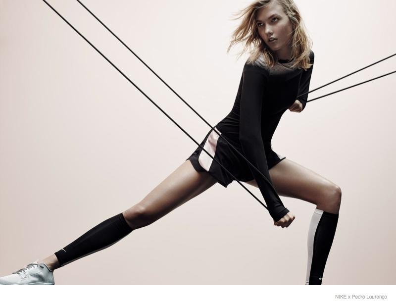 nike pedro lourenco photos karlie04 Karlie Kloss Gets Active in Nike x Pedro Lourenço Collection