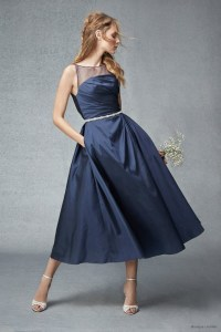 Monique Lhuillier 2015 Fall Bridesmaid Dresses (Photos)