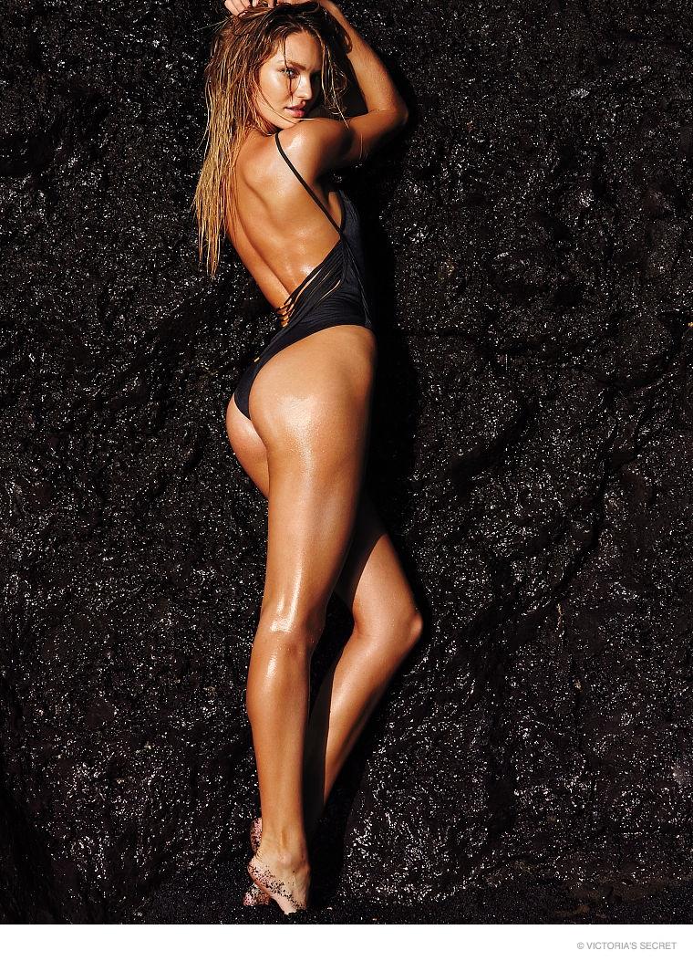 candice swanepoel swim photos02 Hot Swim! Candice Swanepoel Strips Down for Victoria's Secret Shoot