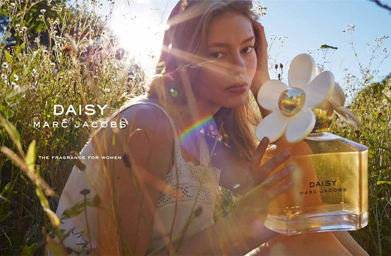 Image result for marc jacobs daisy ad