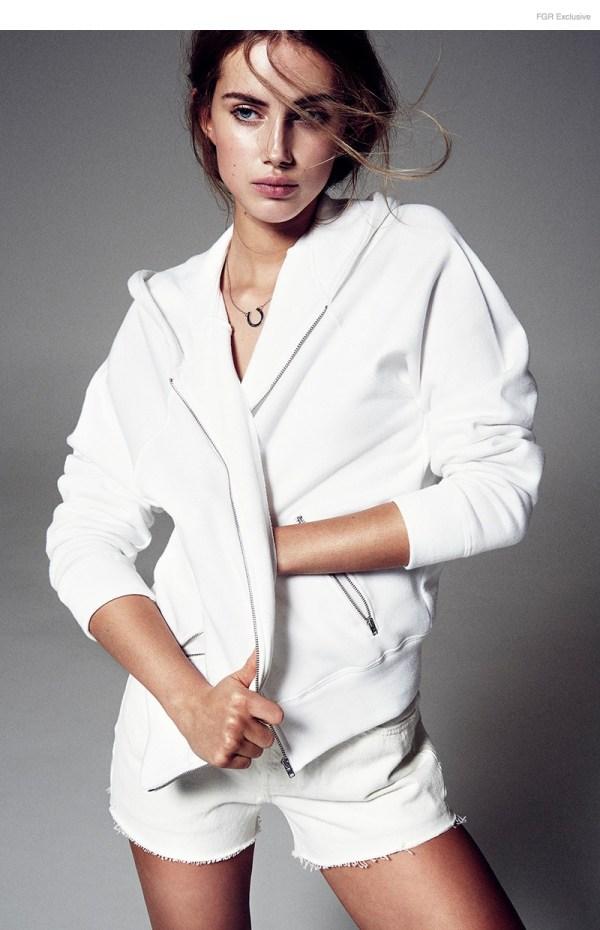 """Fgr Exclusive Maja Michel Widenius In """"white """""""