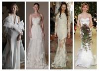 Bridal Spring 2016 Trends: 4 Trending Wedding Looks ...