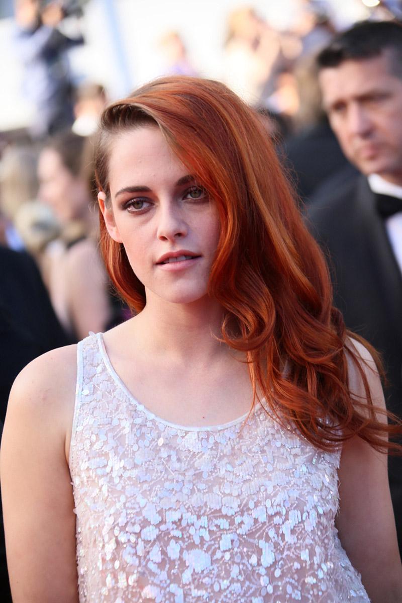 Kristen Stewart Hair Color Timeline Photos