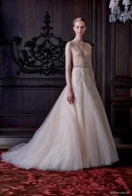 Monique Lhuillier Spring 2016 Bridal Collection