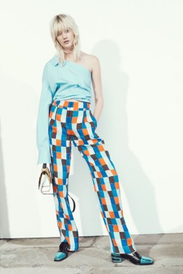 A look from Emilio Pucci's resort 2016 collection