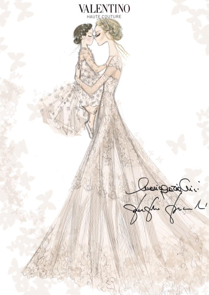 Valentino Wedding Dresses 9 Amazing Former Gucci Designer Frida