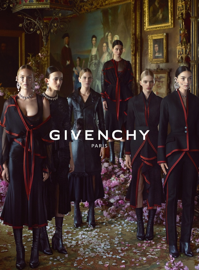 Images Of Fall Season Wallpaper Givenchy 2015 Fall Winter Ad Campaign With Candice