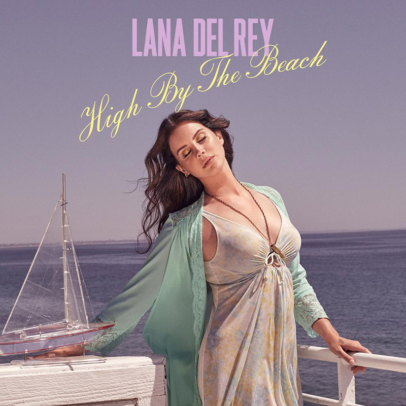 Lana Del Rey Chuck Grant
