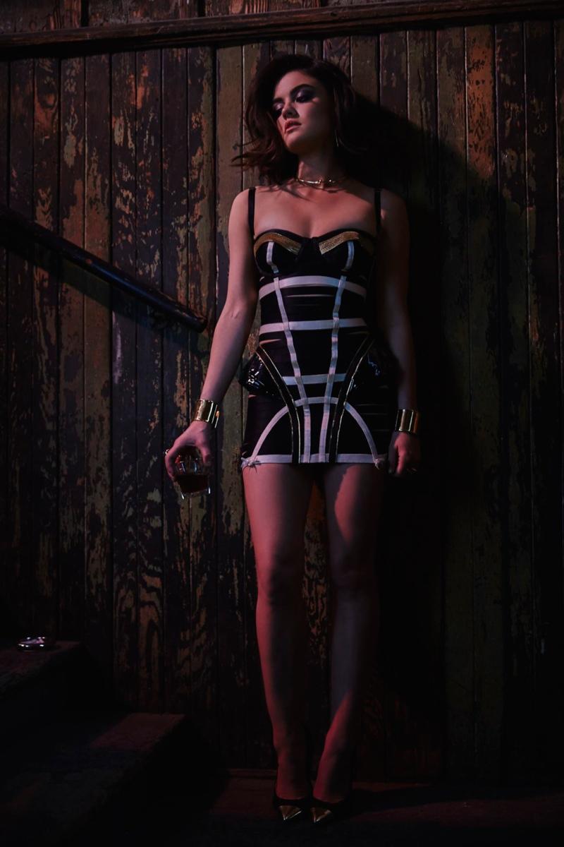 Lucy Hale Sexy V Magazine Photoshoot03