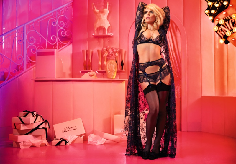 Paloma Faith In Agent Provocateur Fall Winter Ad Campaign